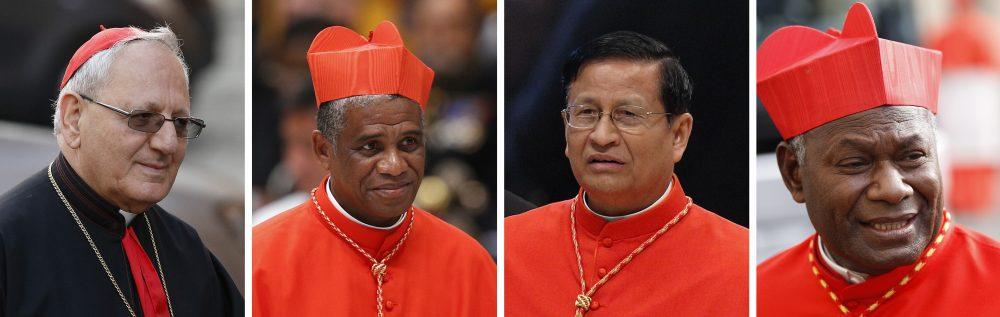2018年世界主教會議:教宗任命4位主席代表