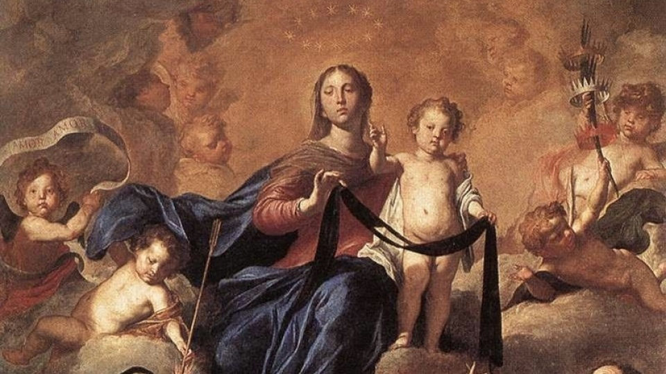 7月16日-加爾默羅聖母瞻禮
