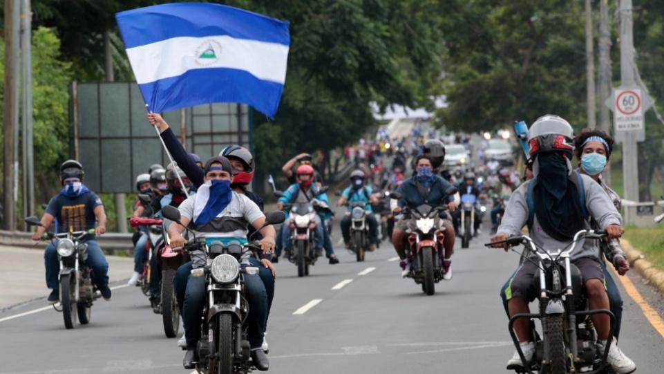 尼加拉瓜動亂:宗座大使以教宗名義呼籲停火並恢復對話