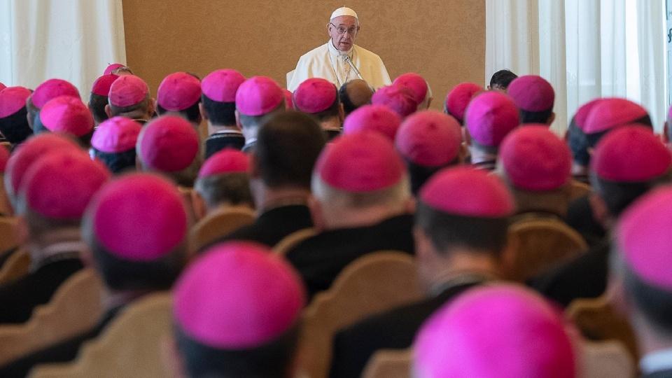 教宗方濟各《主教共融》宗座憲令