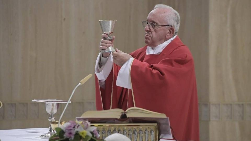 教宗:耶穌偉大的愛寬恕一切