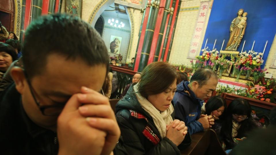 聖座與中華人民共和國就主教任命問題簽署臨時性協議
