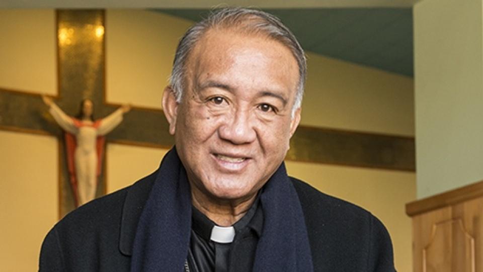 蒙古烏蘭巴托宗座監牧黃旭東主教逝世,享年69歲