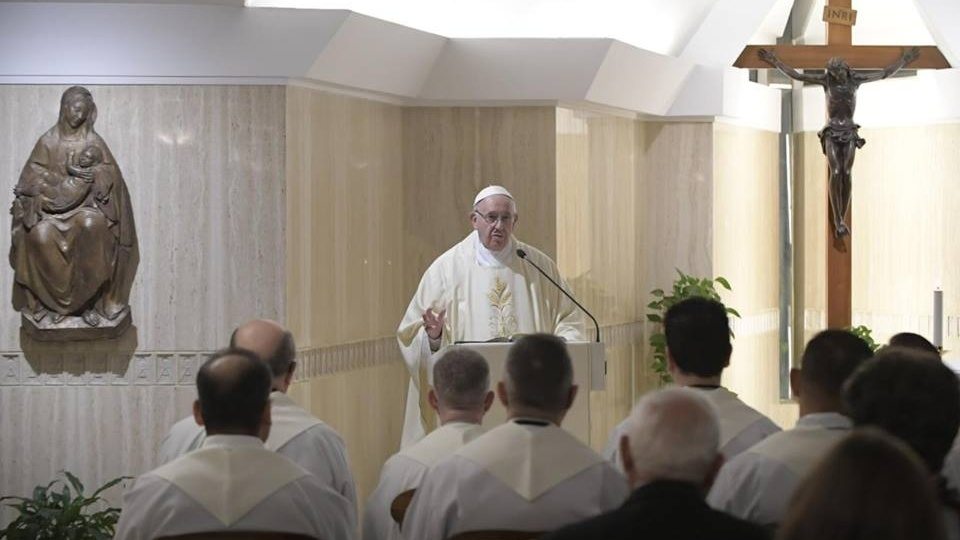 教宗:耶穌教導我們在祈禱中恬不知恥地祈求