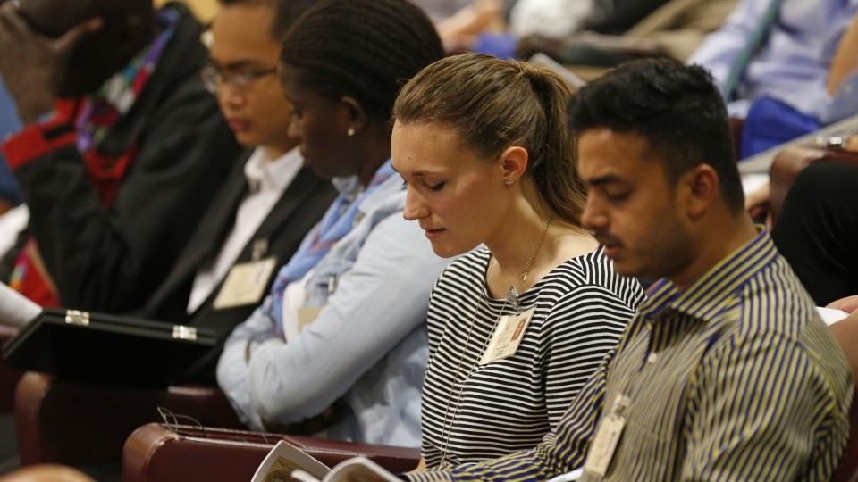 世界主教會議第8場全體大會