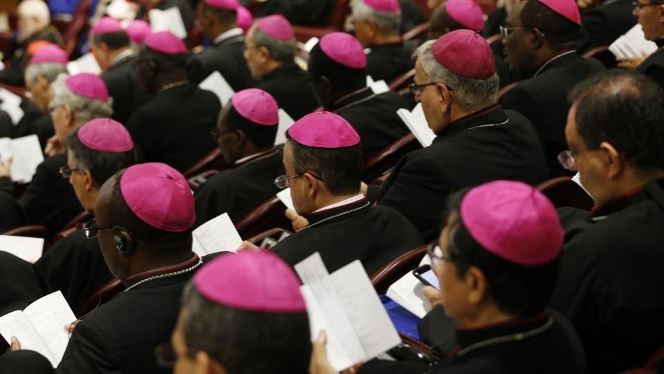 世界主教會議第12場全體大會