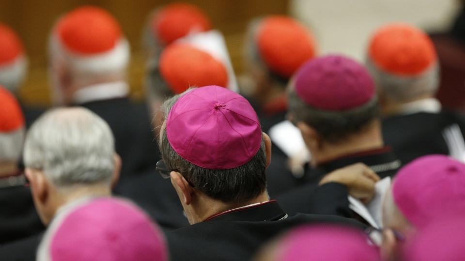世界主教會議第15及16場全體大會
