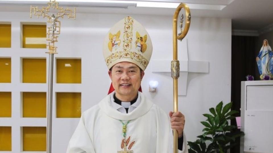 溫州教區邵祝敏主教再次被當局帶走