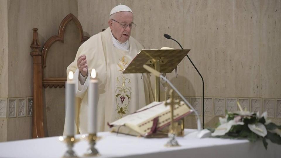 教宗:將臨期是淨化信仰的時期