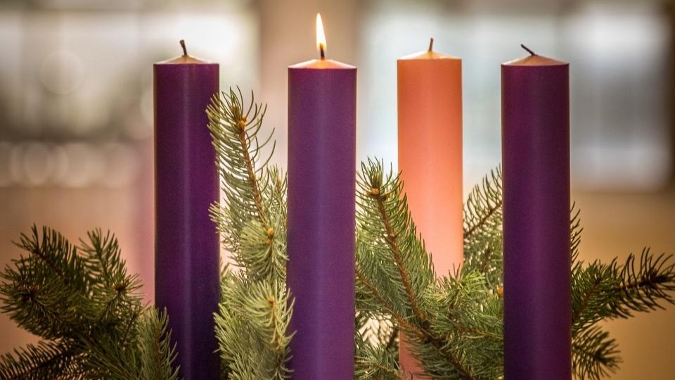 教宗:在將臨期應締造心靈平安、家庭和樂與世界和平