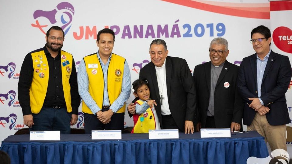 有關2019年巴拿馬世青初步數據