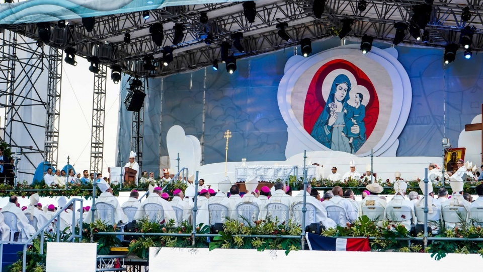 巴拿馬總主教:不要害怕分享自己的希望與夢想