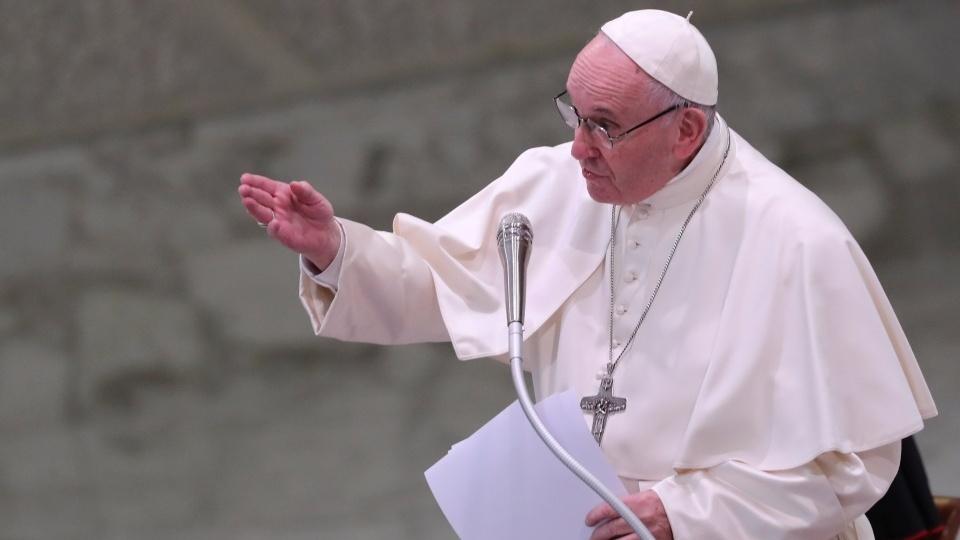 教宗公開接見:願基督信仰與伊斯蘭的對話成為和平的關鍵因素