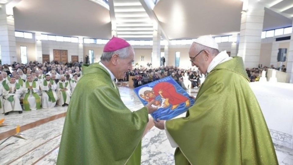 教宗方濟各:別害怕與臨在他人身上的基督相遇