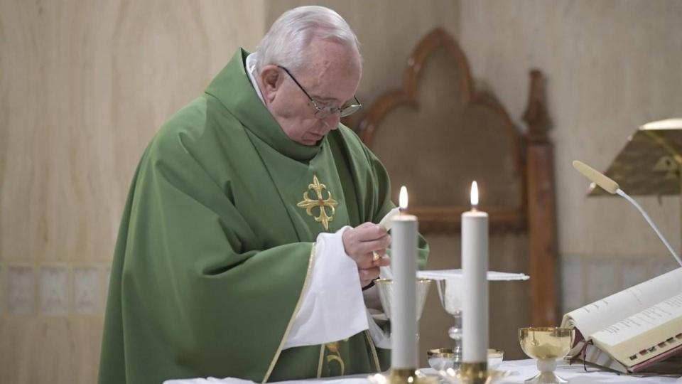教宗:懇求一顆肖似天主的心