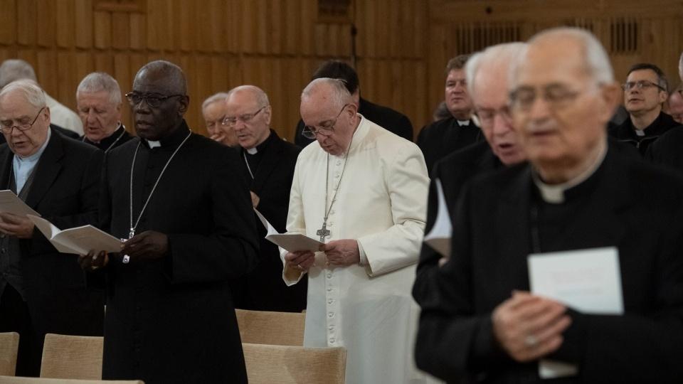 教宗四旬期避靜週主題:「拉皮拉的夢想」