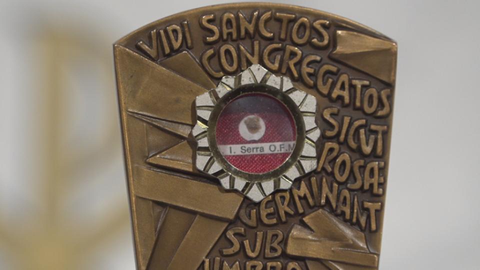教會透視:聖佘肋神父一級聖髑到訪多倫多華人堂區