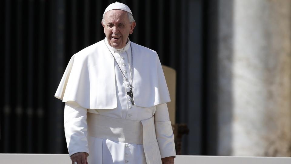 教宗公開接見:學習耶穌在考驗時刻將自己交付於天父