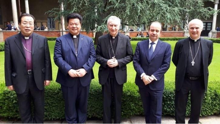 聖座國務卿:人類大家庭的團結,從本篤十五世到教宗方濟各