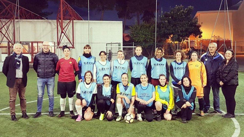 梵蒂岡女子足球隊將於5月26日首次亮相
