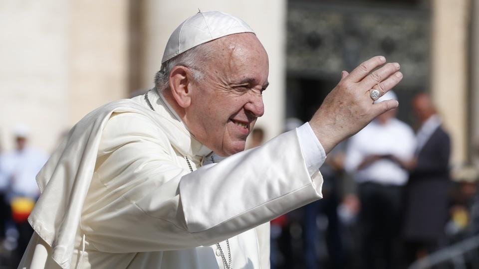 教宗週三公開接見:合一並不消除合法的多樣性