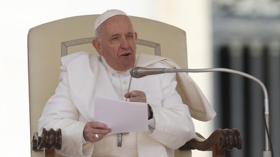 教宗呼籲6月8日下午1時為和平祈禱