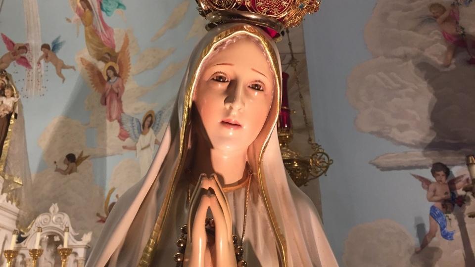 花地瑪聖母國際朝聖聖像蒞臨多倫多