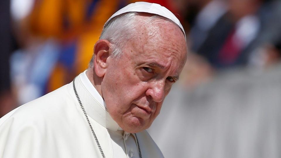 教宗:主權至上導致戰爭,民族之間需要對話