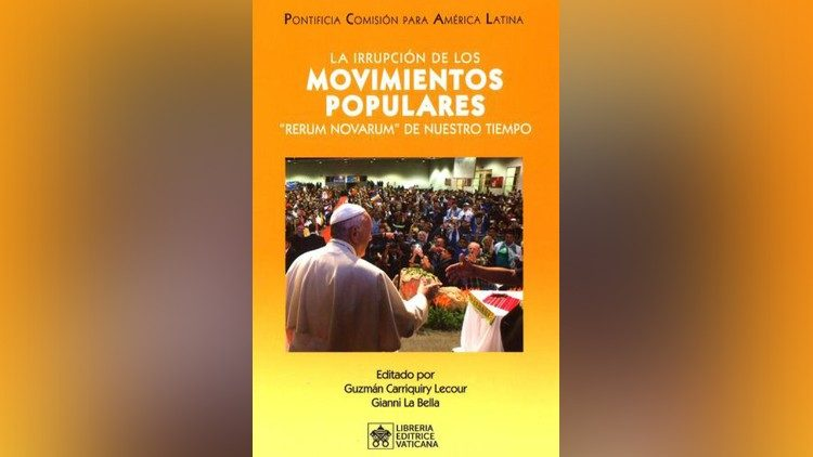 教宗方濟各:民間運動乃社會轉型的力量