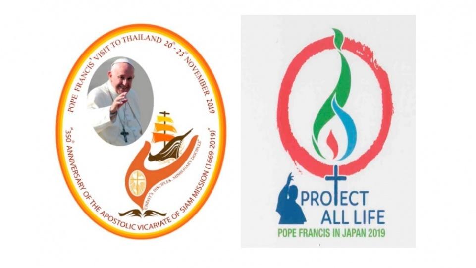 教宗方濟各將於11月訪問泰國和日本