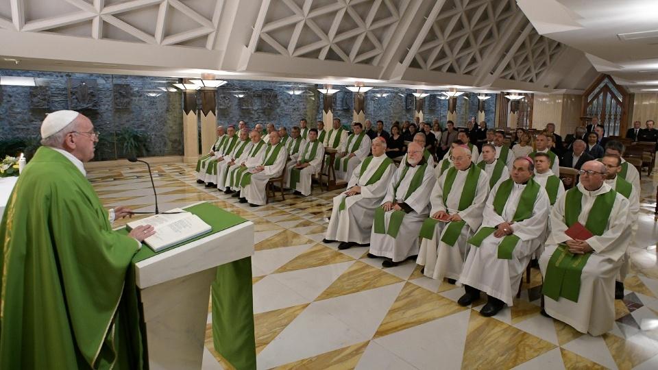 教宗:司鐸職務是一份恩典