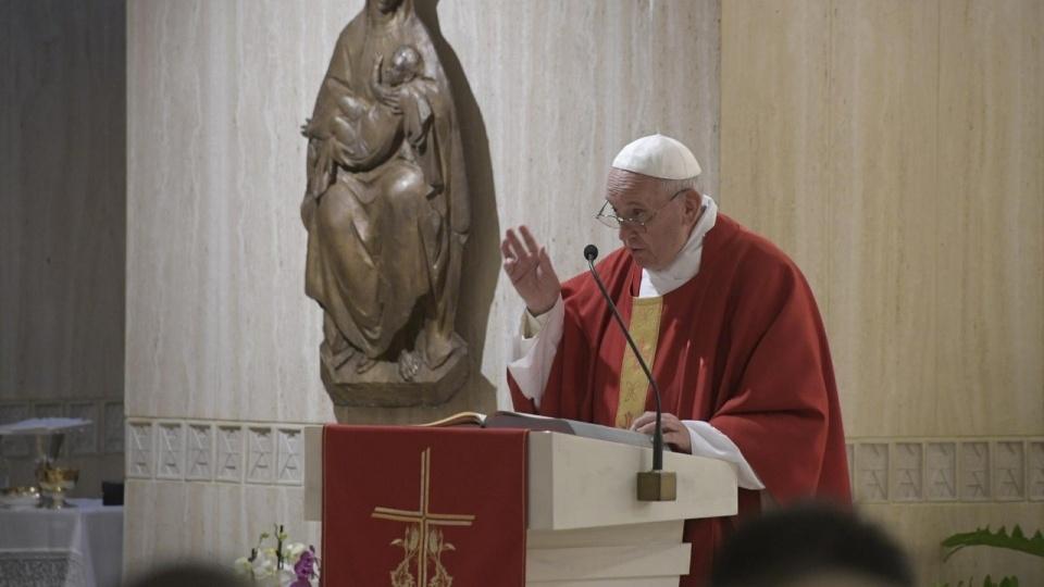 教宗:主教應關懷天主子民,免陷於意識形態