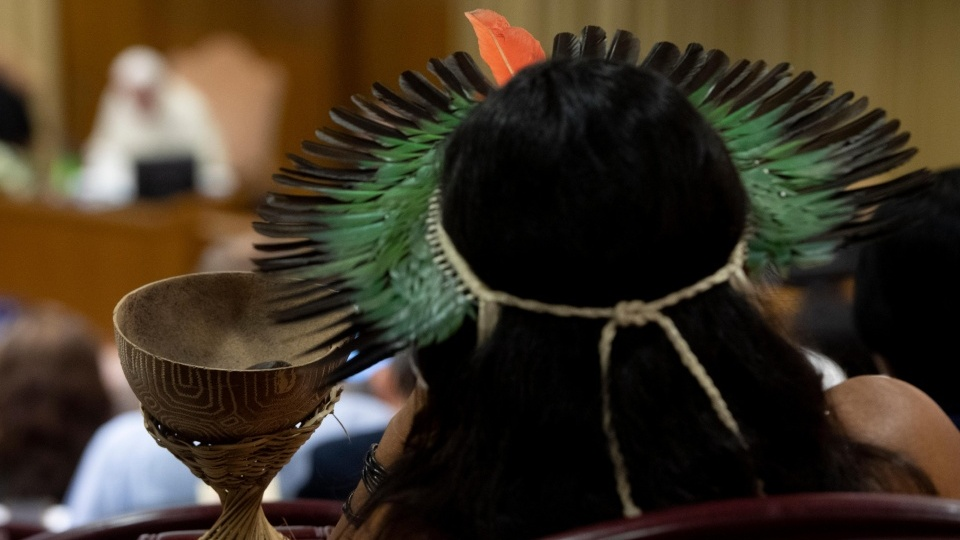 亞馬遜世界主教會議第八場全體大會:原住民為廉價產品付出血汗代價