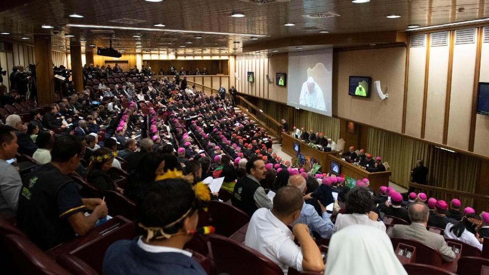亞馬遜世界主教會議第十二場全體大會:跳脫框架,為聖神豐沛恩典騰出空間