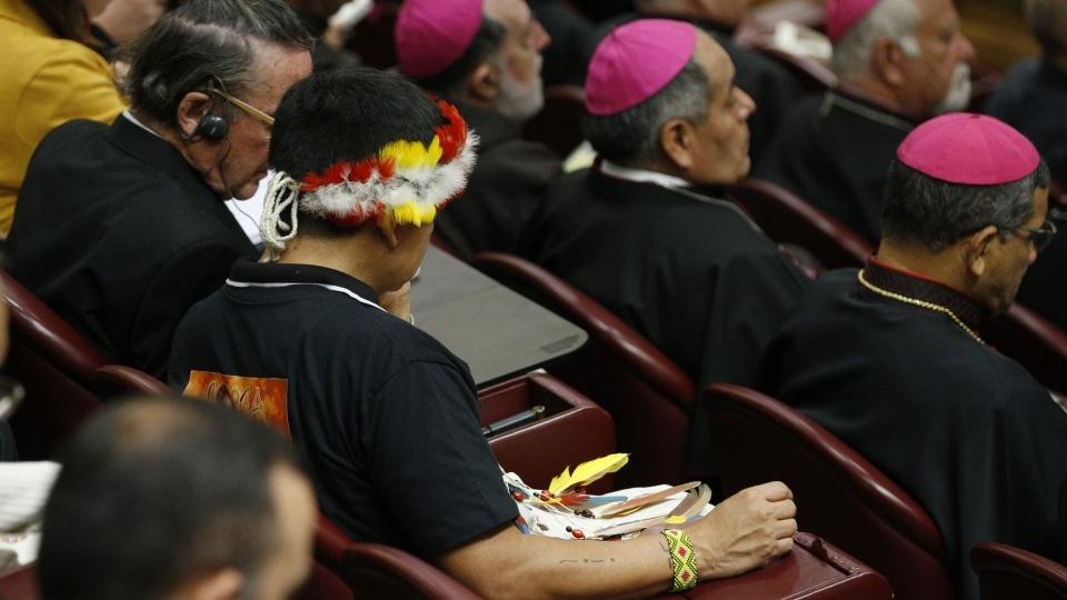 亞馬遜世界主教會議第十場大會:重視平信徒的特恩,遠離教權主義