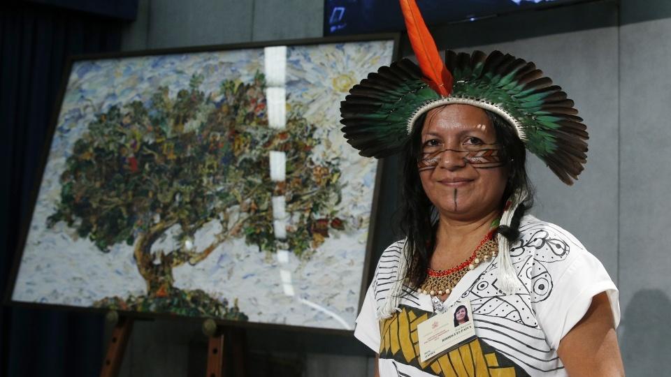 世界主教會議新聞簡報2019年10月23日:婦女的角色和關注原住民
