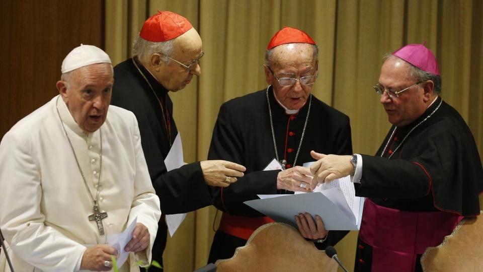 亞馬遜世界主教會議呈交《最後文件》予以投票表決
