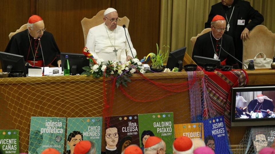 泛亞馬遜世界主教會議公布《最後文件》:皈依是主軸