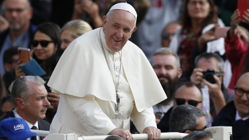 教宗公開接見:與不同信仰者搭建橋樑,絕不可攻擊他們