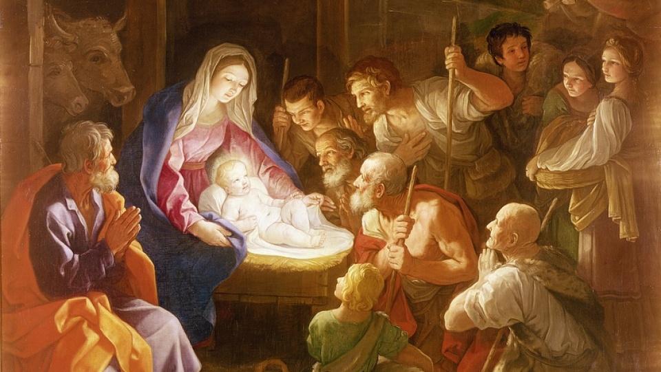 教宗:願聖誕馬槽的美好傳統永不衰退