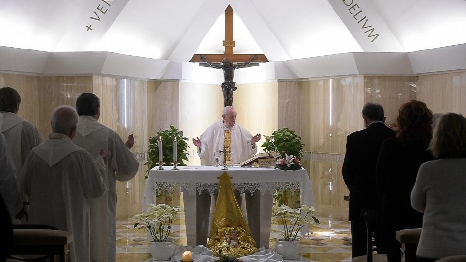 教宗清晨彌撒:在内心播下真正的和平