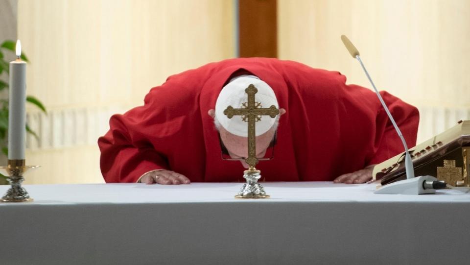 教宗:成為基督徒是天主白白賜予的恩典