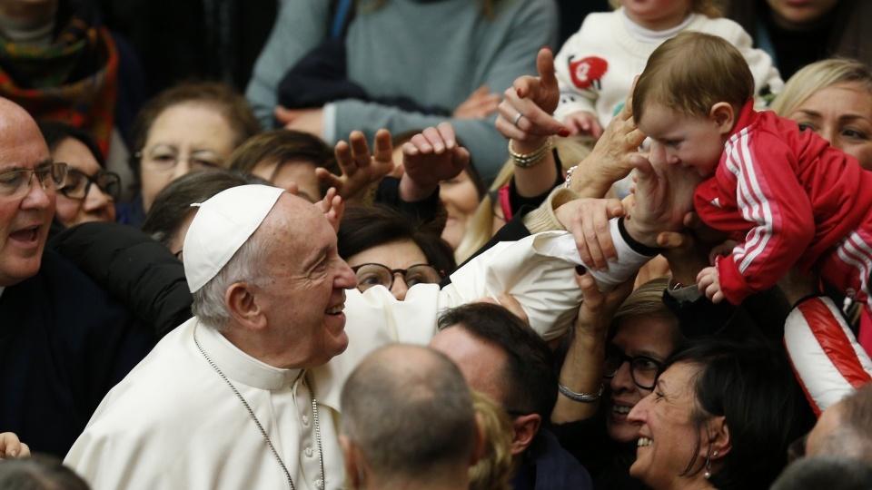 教宗公開接見:真福八端是耶穌對全人類的訓誨