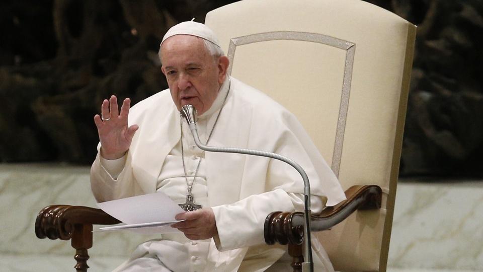 教宗公開接見:我們必須讓他人感動我們的心