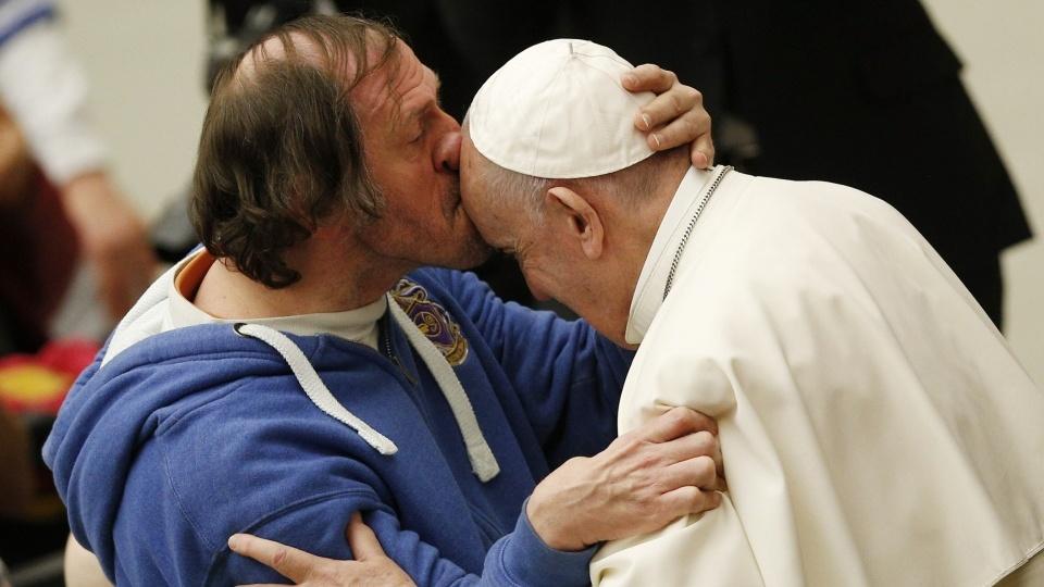 教宗公開接見:溫良讓我們贏得弟兄的心