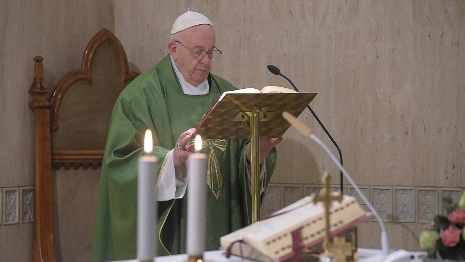 教宗:成為基督徒,意味著接受耶穌的道路