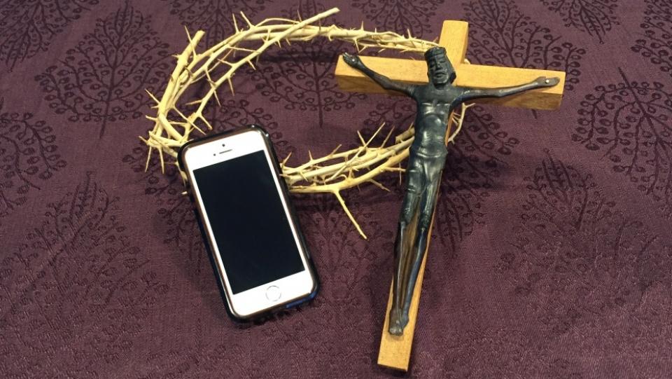教宗公開接見:讓我們在四旬期放下手機,跟隨耶穌走向弱小者
