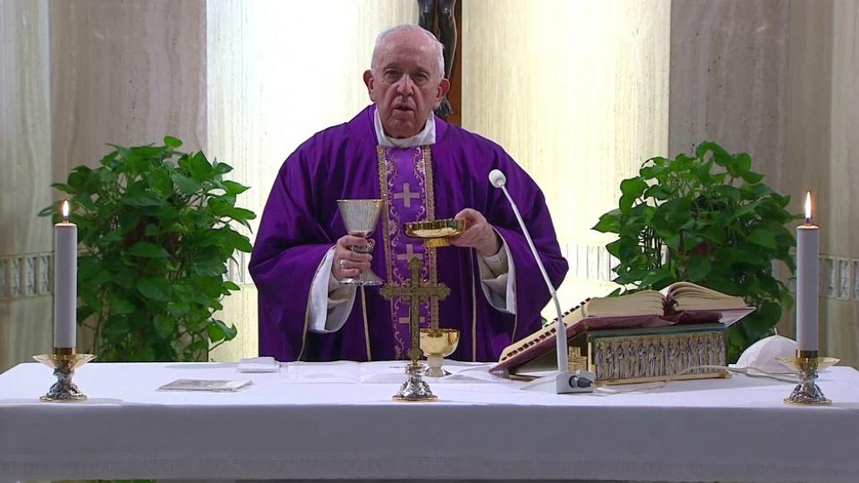 教宗:新冠疫情造成飢貧交迫,請為援助急需者的人祈禱