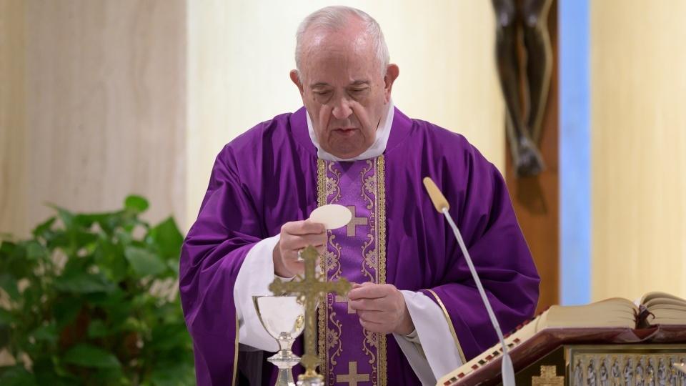教宗:百姓開始挨餓,教會應援助受苦者
