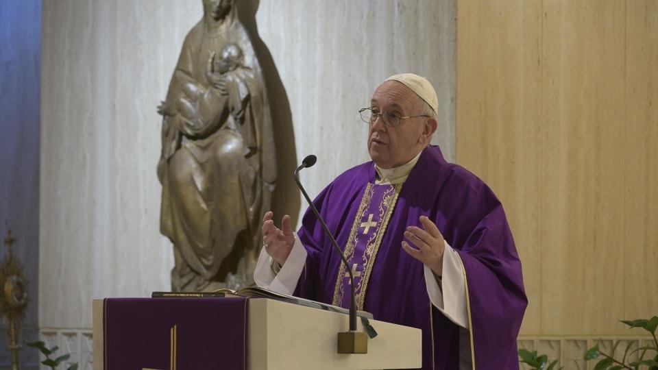 教宗:感謝在疫情的艱難時刻為他人著想的人
